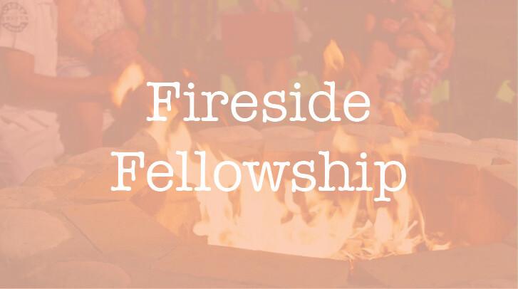 LifeGroup - Fireside Fellowship