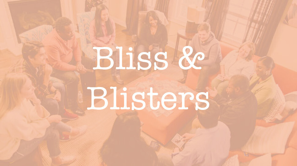 LifeGroup - Bliss & Blisters