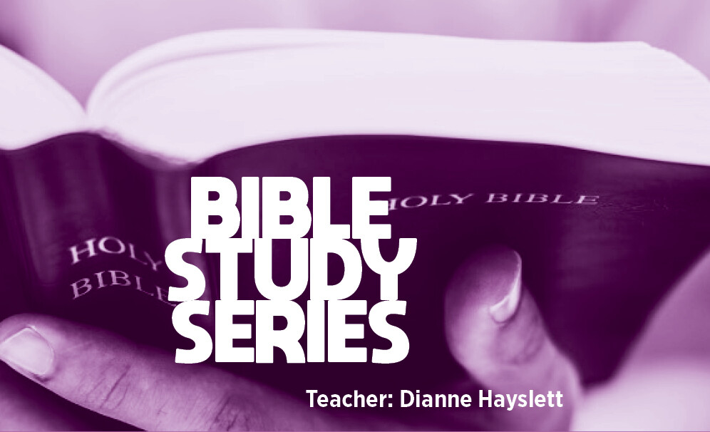 Adult Bible Study with Dianne Hayslett