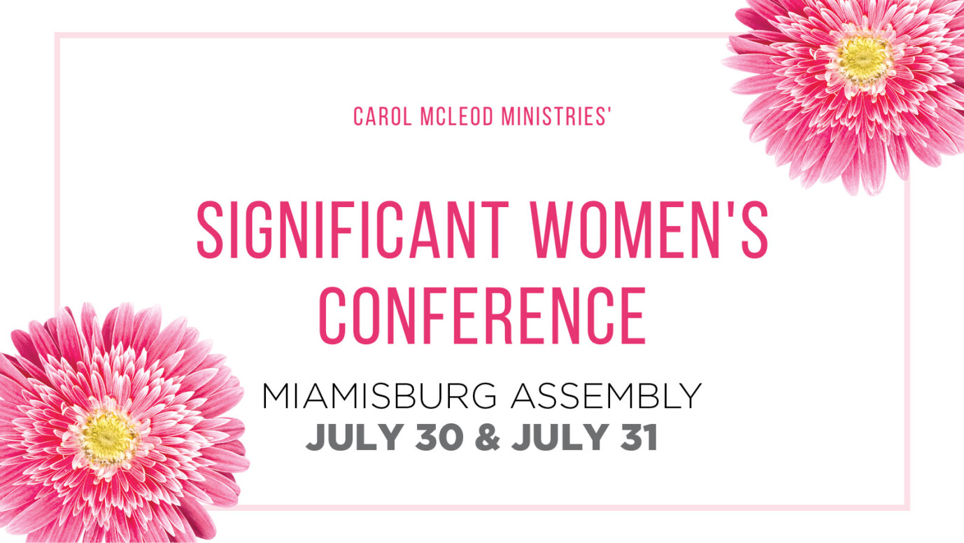 Significant! Women's Conference